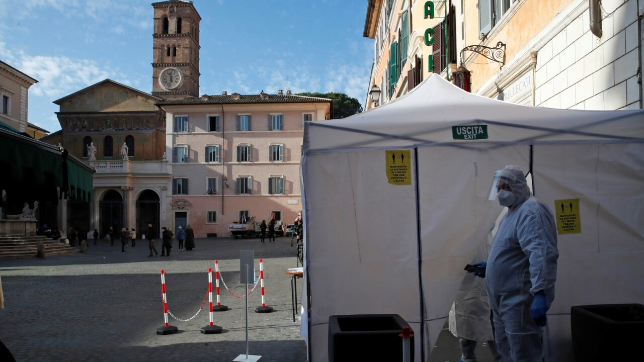 Italy reports 251 COVID deaths as nation marks one year since first case