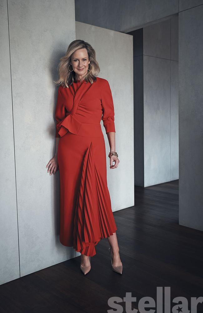 Melissa Doyle for Stellar Magazine. Photo by Damian Bennett