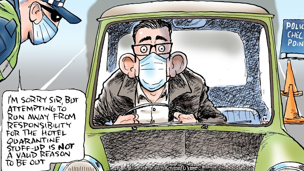 Par of Mark Knight's cartoon.