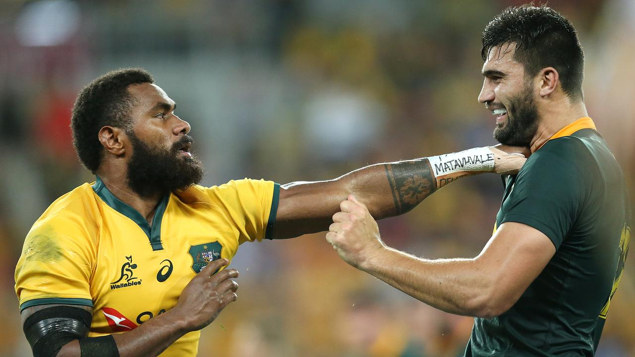 The Wallabies will play another five matches on home soil after Rugby Australia secured the TRC. Photo: Getty Images