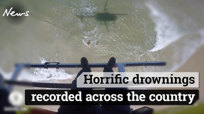 Horrific drownings shock Australian waters