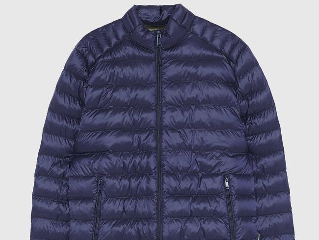 MEN'S: FOR NO-FUSS GUYS  Lightweight Puffer Jacket, $139 from Zara. Those looking for versatility will find this go-anywhere Zara puffer a great choice. The high neck will block out the cold while zip-front and internal pockets secure your wallet, keys and phone. It also takes advantage of COMFORTEMP ® thermal filling, which assists in retaining body heat.