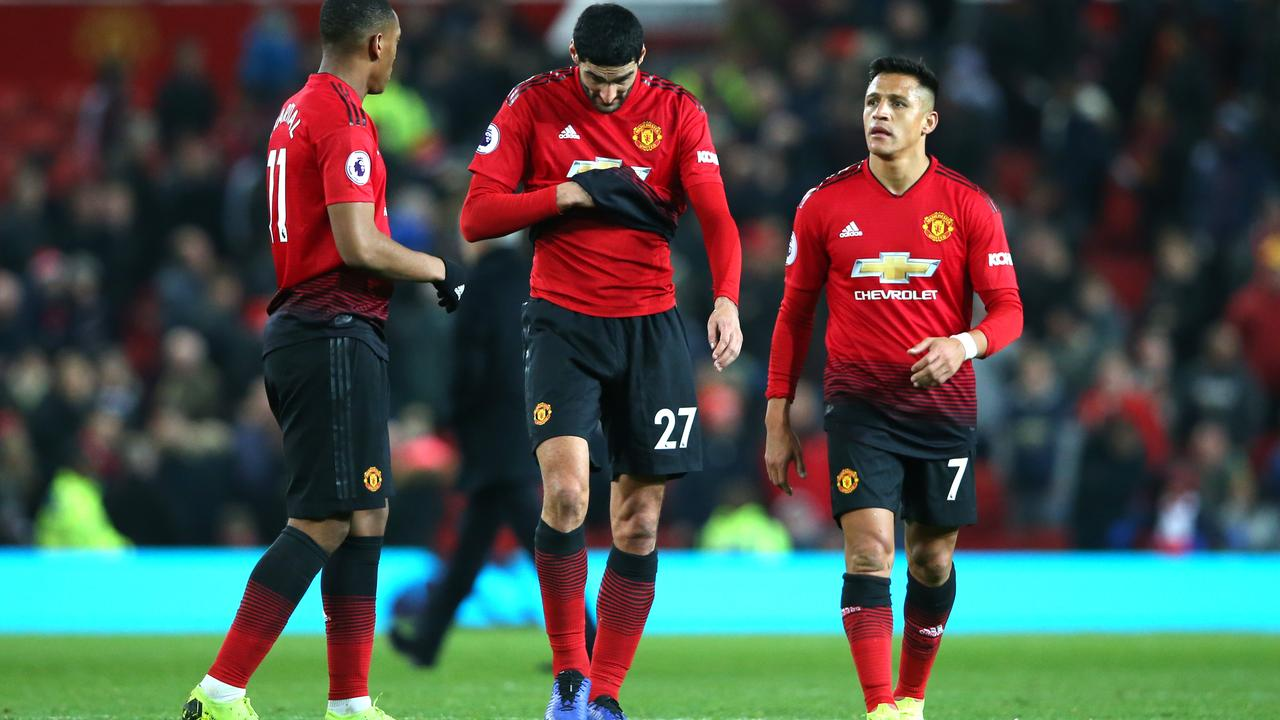 Marouane Fellaini could find himself on his way out of the club this January.