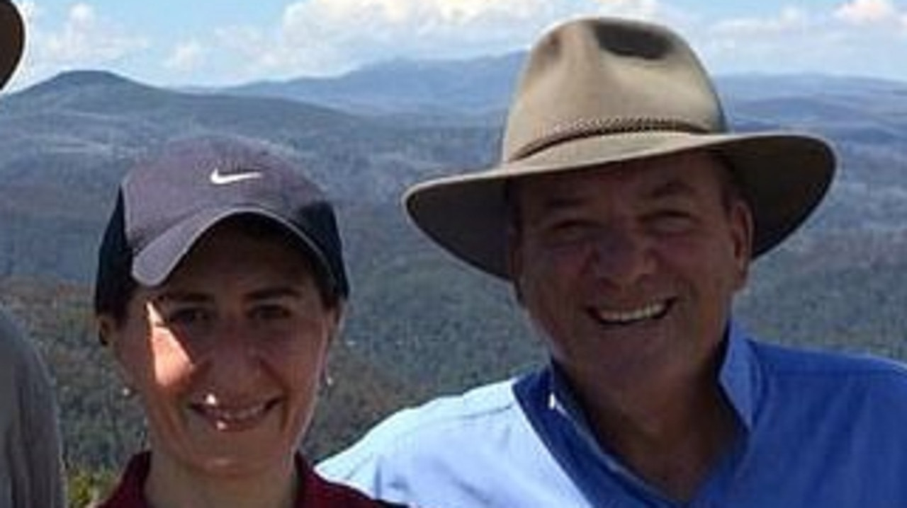 This is about more than a dud relationship – there are serious questions for Gladys Berejiklian to answer about her conduct.
