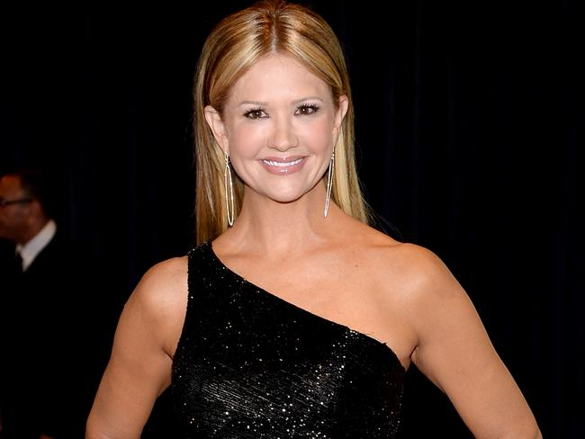 Television personality Nancy O'Dell has spoken out about Trump's comments. Picture: Dimitrios Kambouris/Getty Images