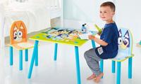 Bluey kids furniture is here and we have the sneak peek