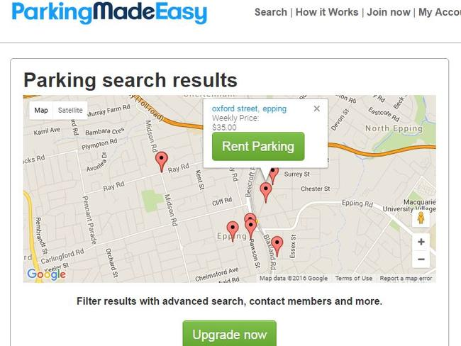 Parking Made Easy was launched in 2011.