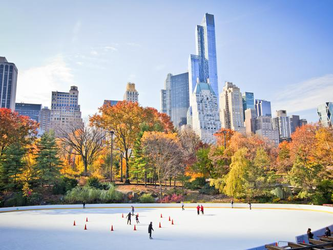 CENTRAL PARK SOUTH The Central Park South neighbourhood along 59th Street is the place to hail a horse-drawn carriage ride to relive all those romantic TV and movie moments. It's also where you'll spot legendary hotels, The Plaza and The Ritz-Carlton.