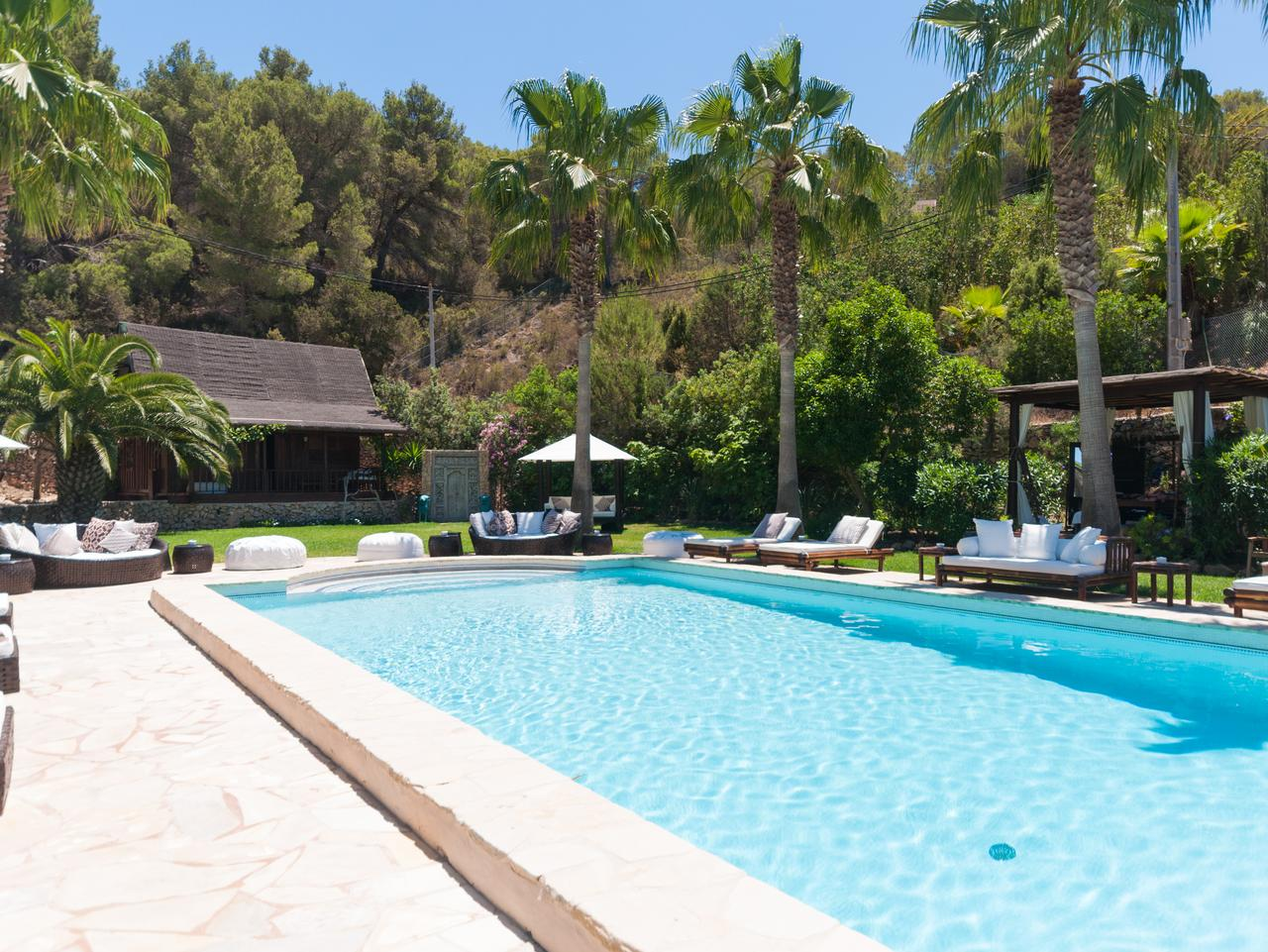 Supplied Travel For Escape Ibiza story - Can Xuxu (boutique hotel) pool image
