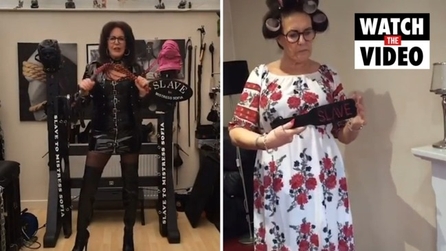 UK grandmother shares inside look at life as a 69yo dominatrix
