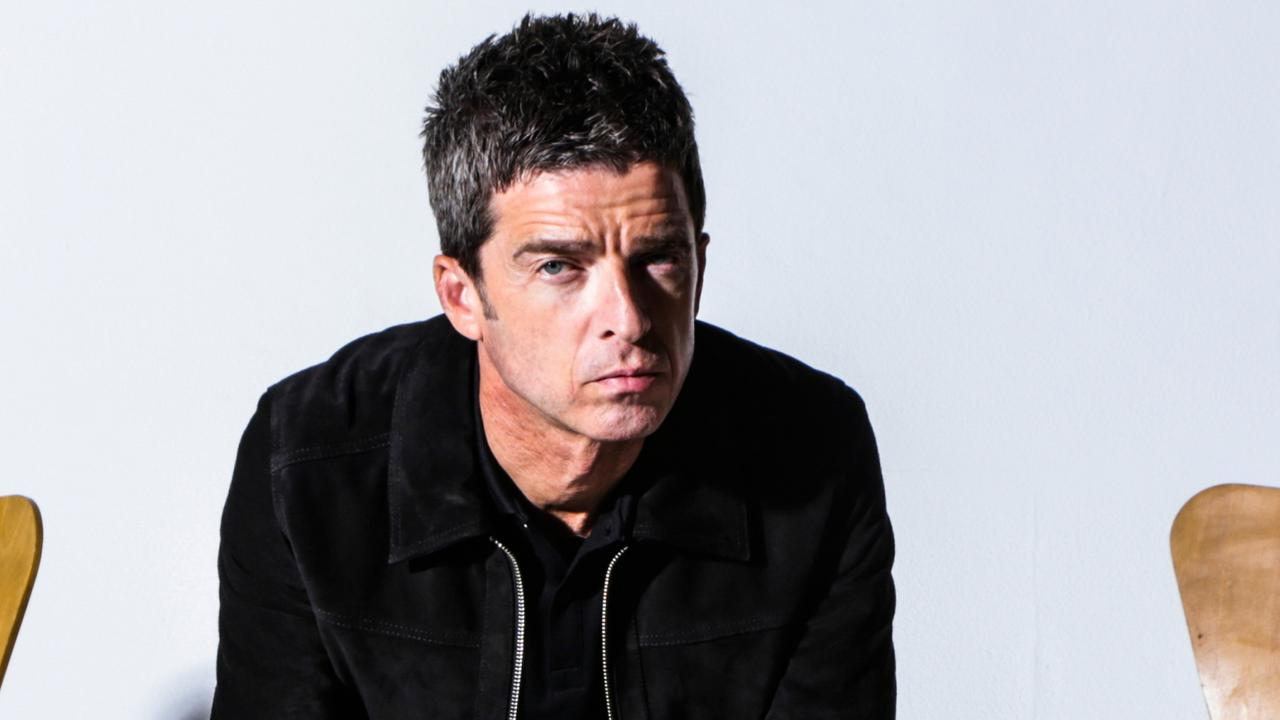 Noel Gallagher is celebrating a decade of High Flying Birds. Picture: Supplied