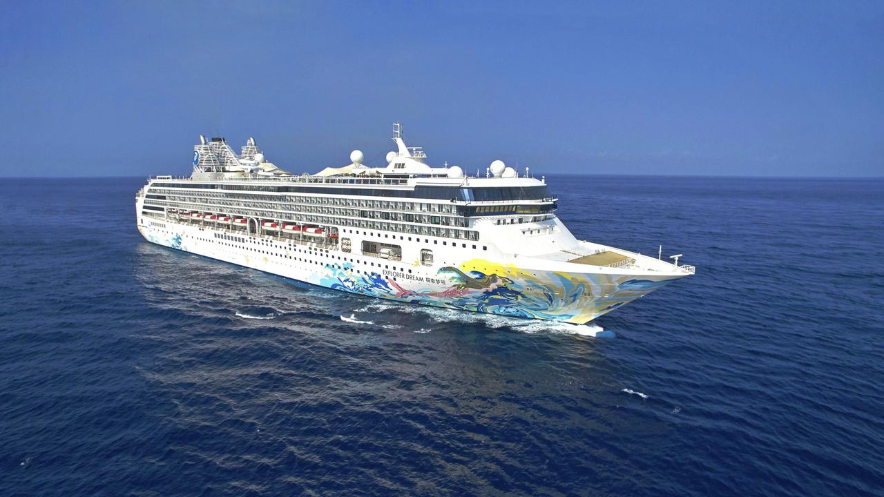 Dream Cruises is offering up to 50 per cent off cruises, including on new Australian-based ship Explorer Dream.