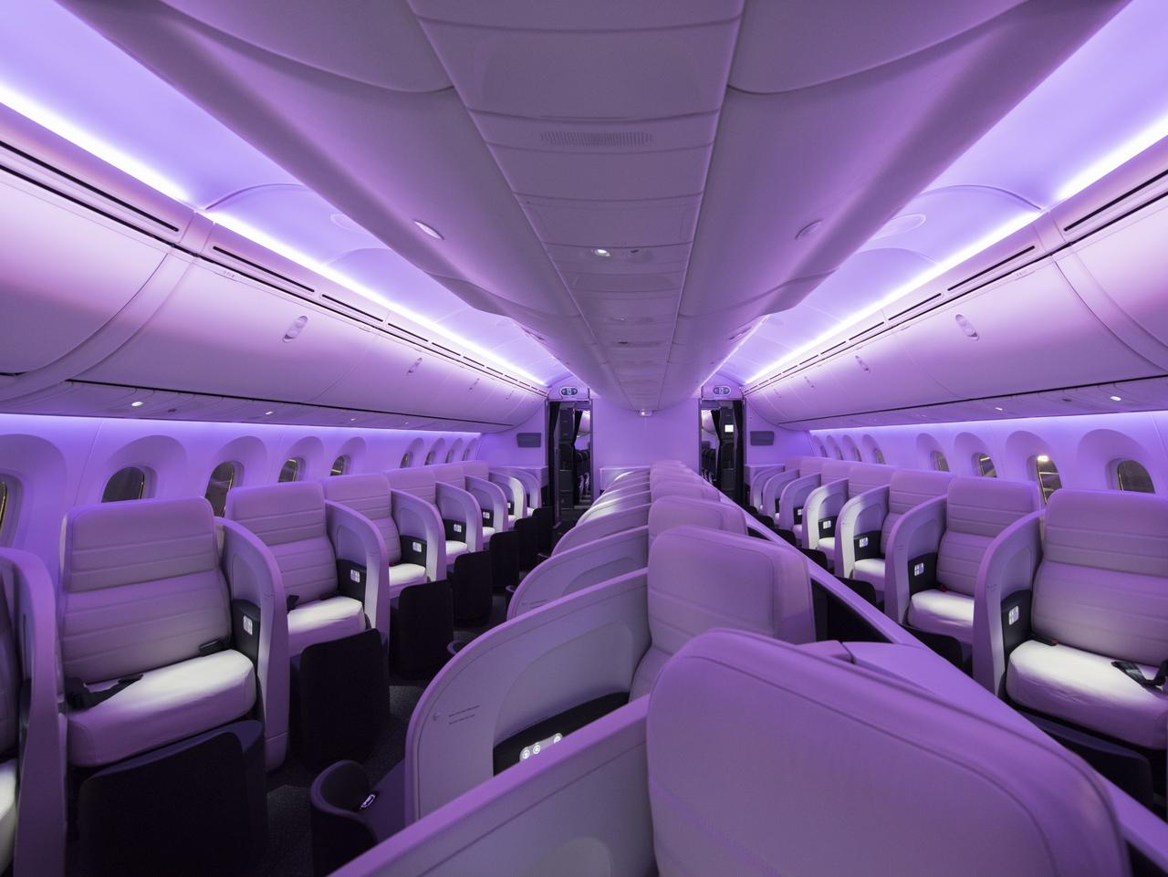 Escape: Best of the Airlines 2018 by Amanda Woods - Air NZ 787-9 Business Premier. Picture: Supplied/Air Nz