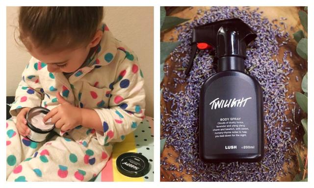 Lush has released another 'miracle' lotion for all of your sleep needs