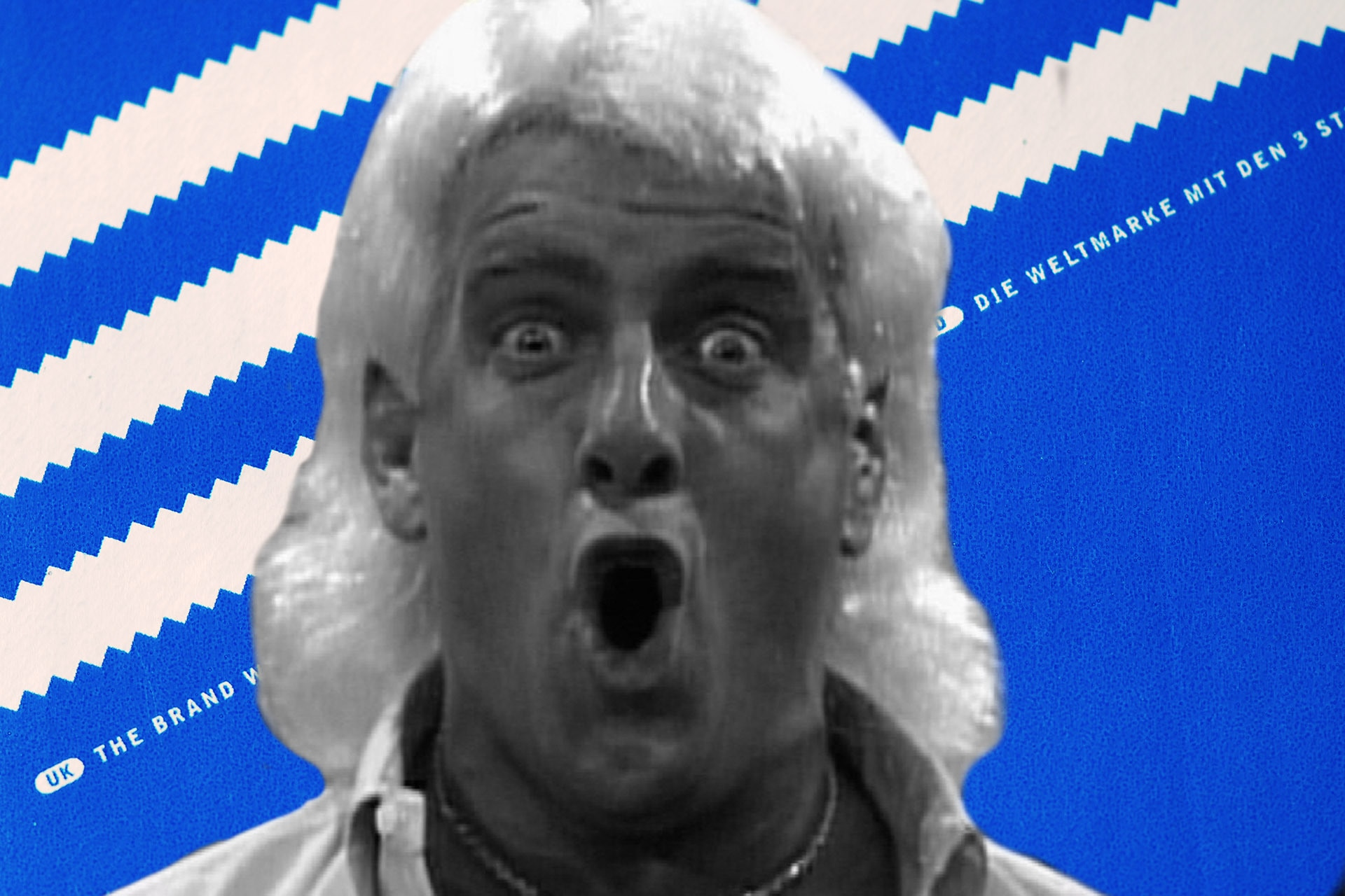 Ric Flair Has Signed With Adidas In The Most Out-There Sneaker Deal Of The Year
