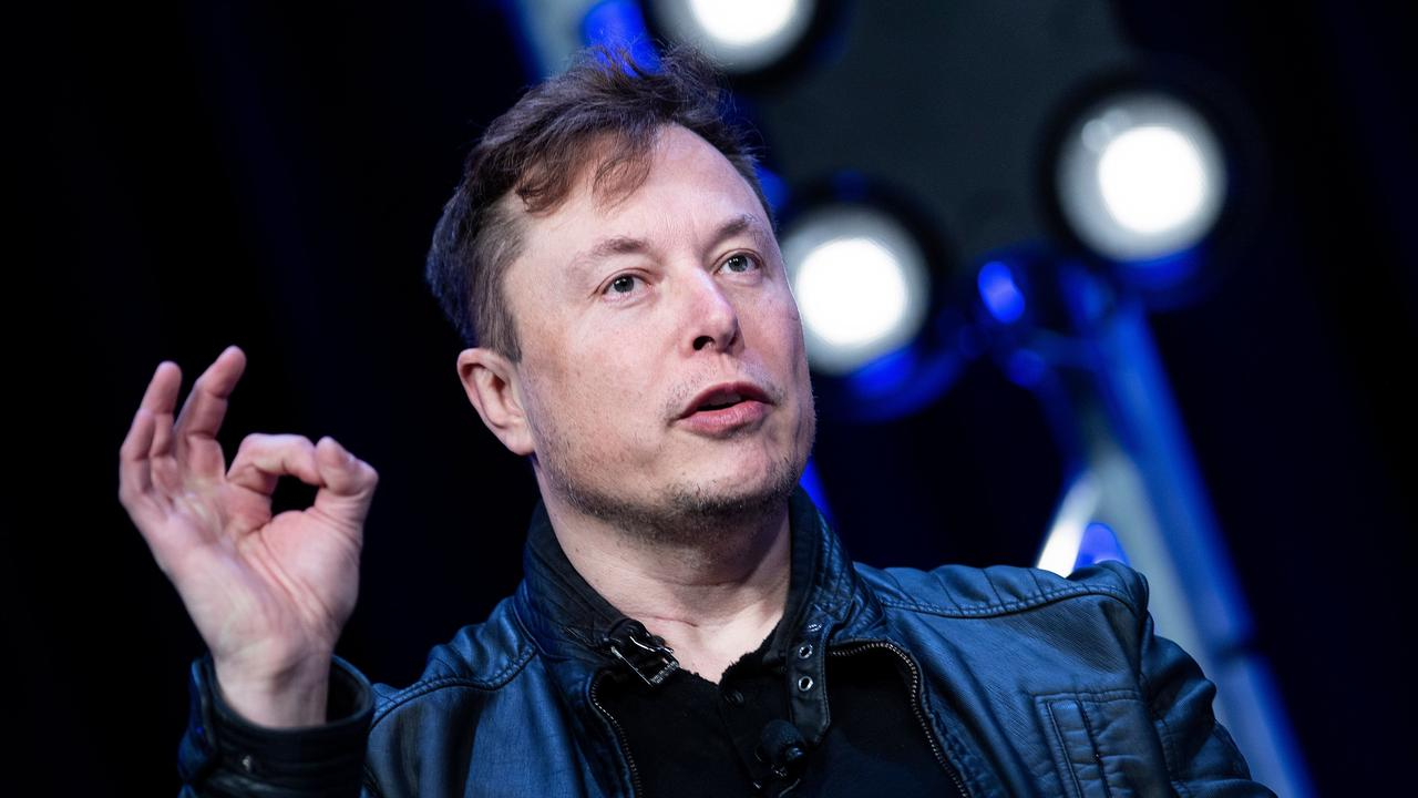 Elon Musk is the founder of SpaceX. Picture: Brendan Smialowski / AFP