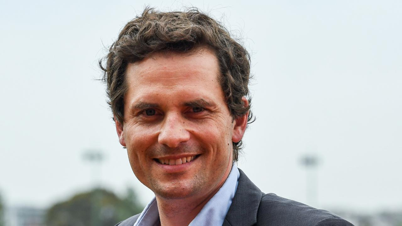 Trainer Matt Cumani will unveil French import Sous Les Nuages in a Benchmark 78 race at Flemington on Wednesday. Picture: Racing Photos via Getty Images.