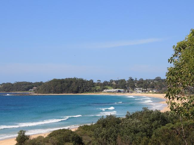 MORE TO EXPLORE Perfect for a quick and relaxing stopover, the 150-year-old historic town is home to local art galleries, cafes, fine-dining restaurants and boutique retail outlets. If time is on your side, head down to Mollymook Beach (pictured) just five minutes down the road or visit the Narrawallee Creek Nature Reserve (15 minutes away) for a quick swim or walk, before jumping back in the car on route to your end destination.  To find places to stay on your next road trip, head to Wotif.com.