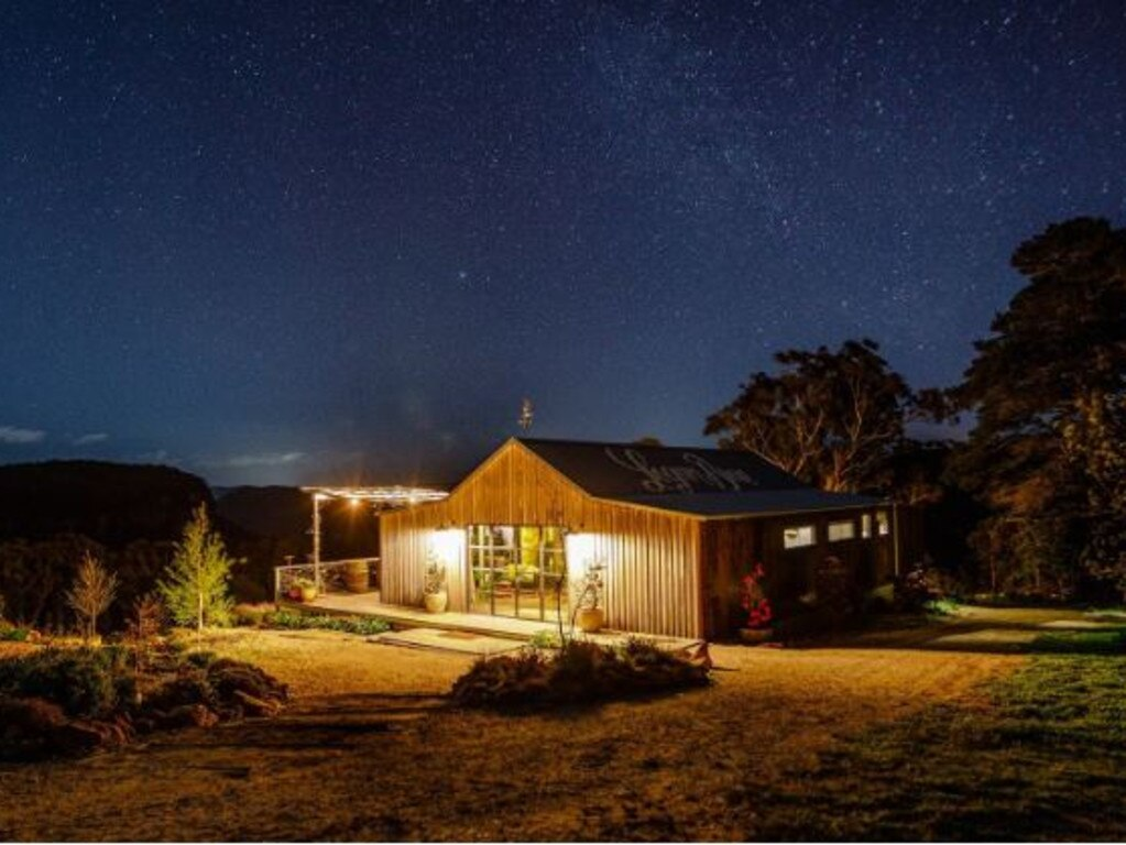 Apple Orchard Farm Stay, Blackheath, NSW. Picture: Airbnb