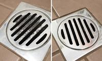 Mum's $8 hack makes drains sparkle