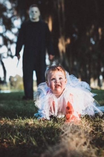 TikTok daddy daughter horror photoshoot goes viral