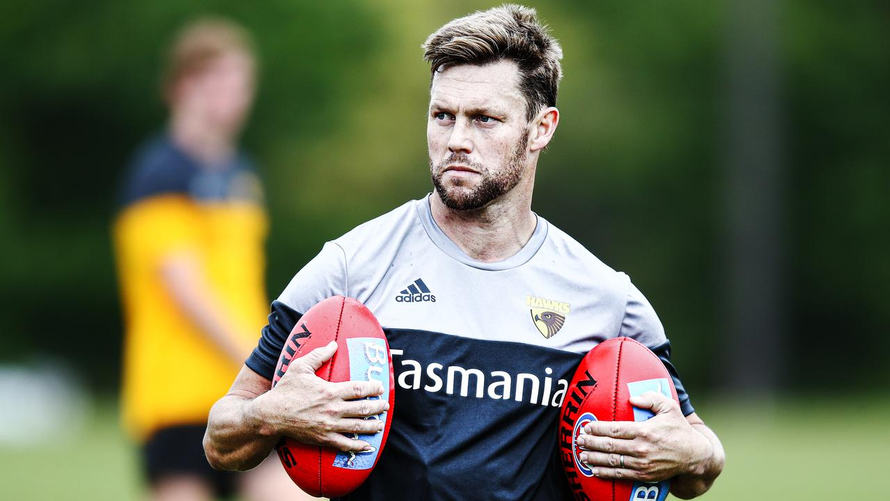 Sam Mitchell looms as a key figure in the AFL trade period.