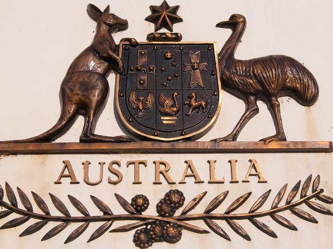 12. NEW HOLLAND 'Australia' was abbreviated from the Latin 'Australis' (meaning 'Southern'). Although first used in dispatches 1606, it was only made official in 1817, replacing 'New Holland'.