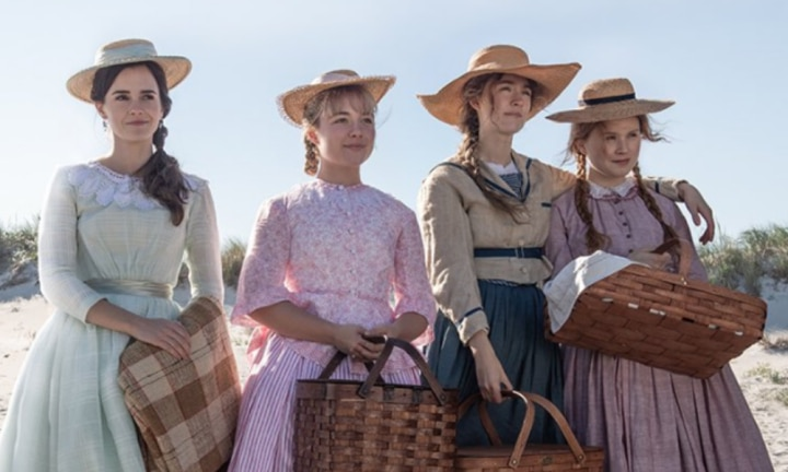 The 'magical' trailer for Little Women revealed
