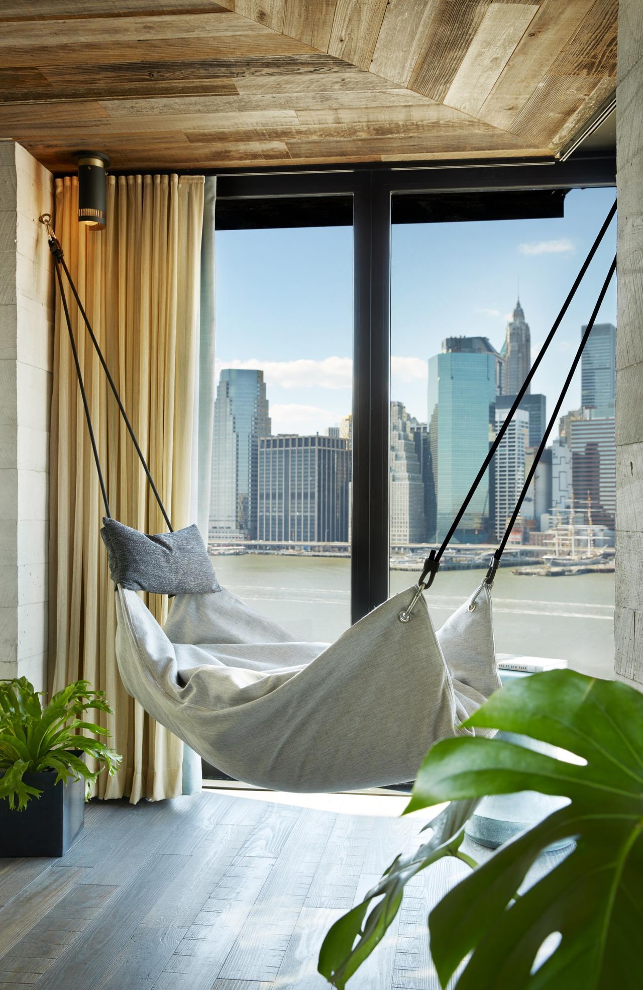 SUNDAY ESCAPE. NEW YORK ACCOMMODATION. ALEX LALAK. 1 Brooklyn Bridge hotel. Picture: Supplied