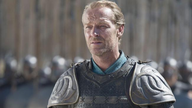 Iain Glen has played Ser Jorah since season one.