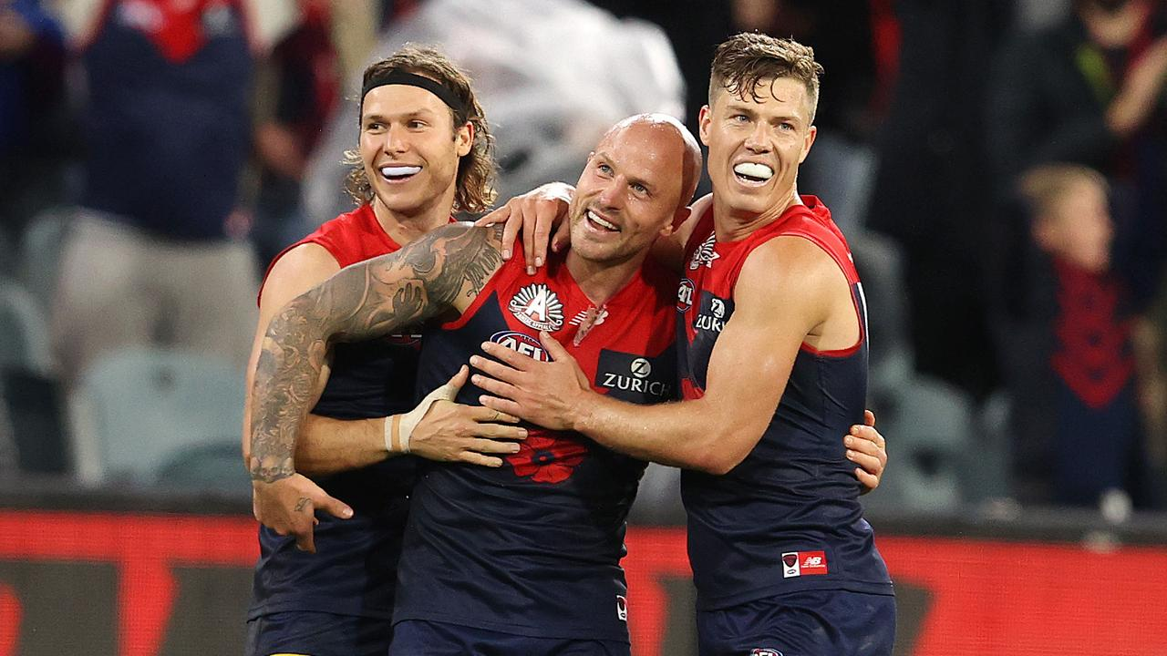 Nathan Jones has not represented the Demons since June. Picture: Michael Klein