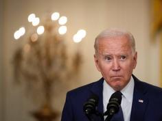 'Hilarious' Trump impersonator criticises 'Bare Shelves Biden'