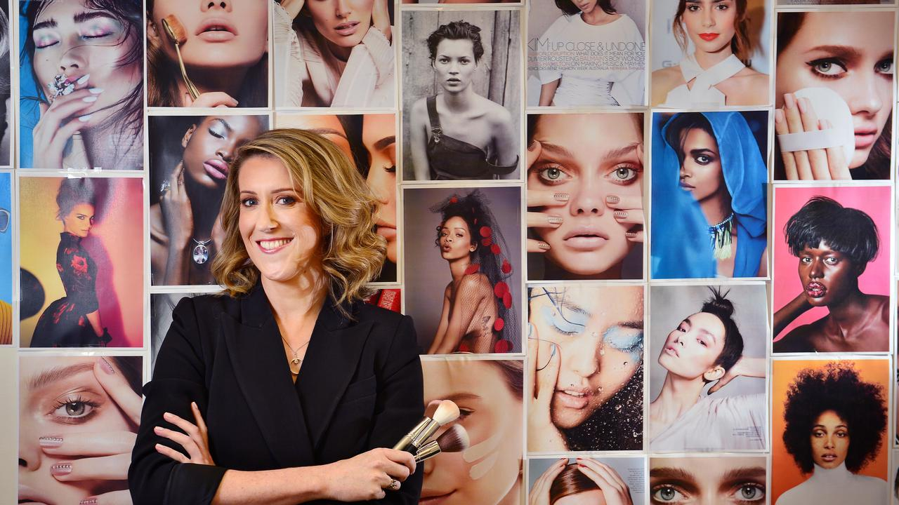 Kate Morris, founder and CEO of Adore Beauty. Image: Nicki Connolly.