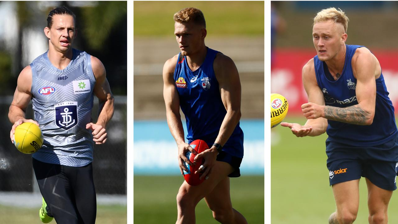 The AFL players who could have new roles and positions in 2021.