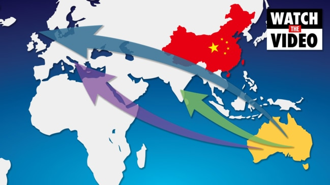 China trade alternatives: Where else can Australia turn?