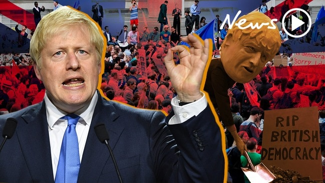 Boris Johnson's outrageous Brexit move