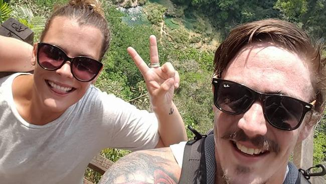 Australian backpackers kidnapped and robbed by armed bandits in Guatemala. Photo: Jayson Peter Kelly