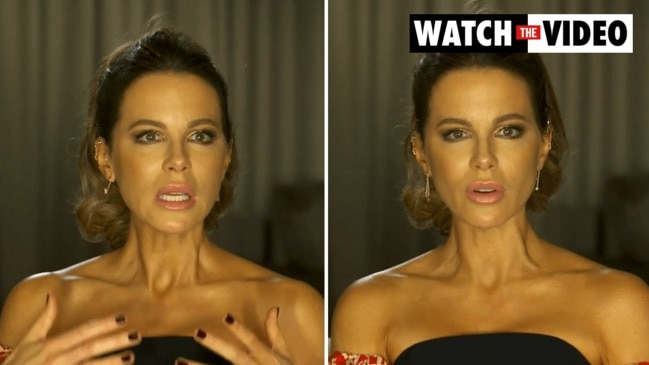 Kate Beckinsale says she's 'never really been on a date' (Extra)