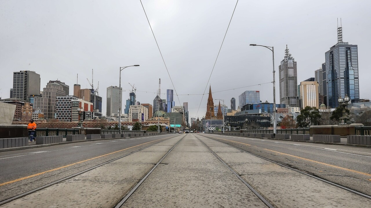 Melbourne wakes to grim new life under stage four restrictions