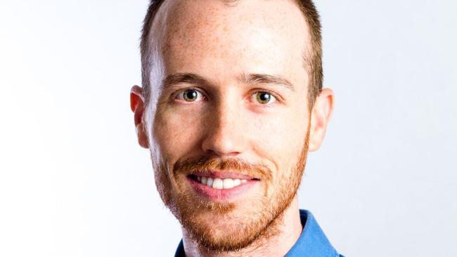 James Bevington is speaking at TEDx Sydney. Picture: TEDx Sydney