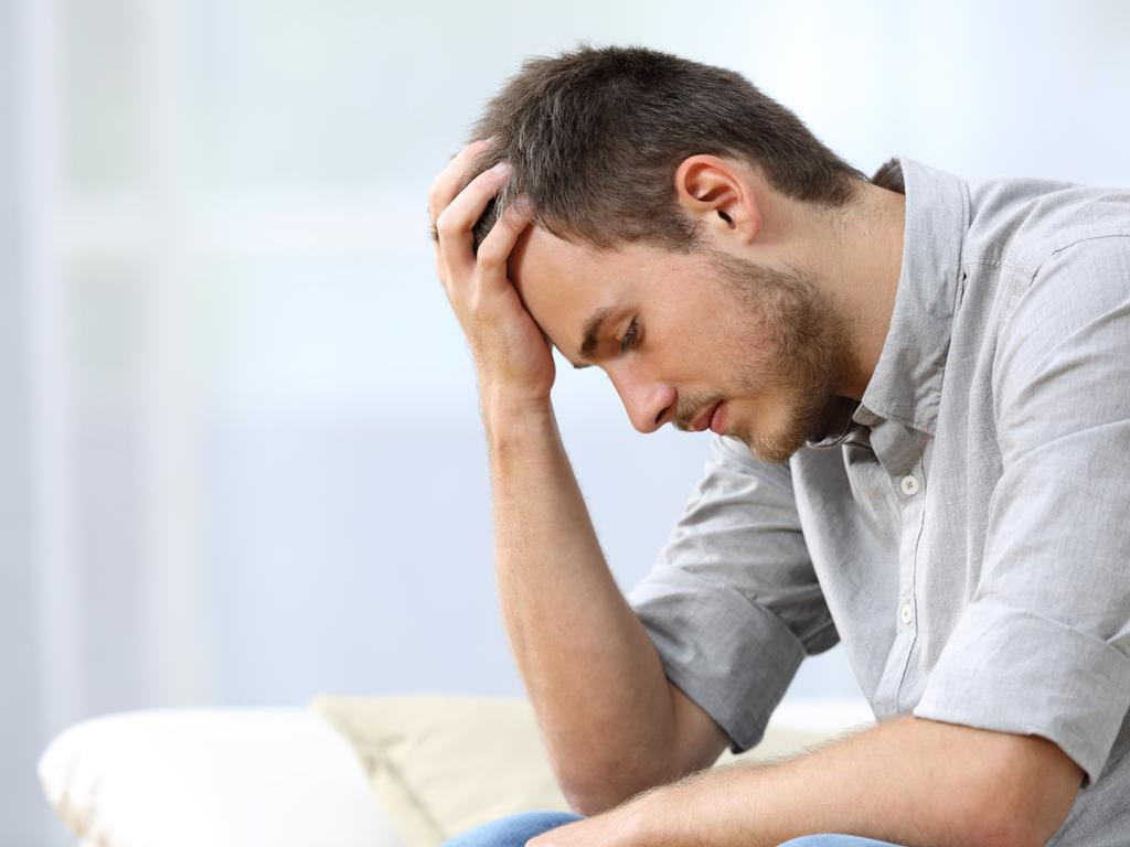 There are three key signs to look out for in someone dealing with anxiety. Picture: iStock