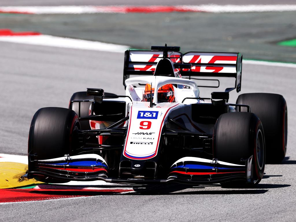 Haas is running dead last in the constructors' championship.