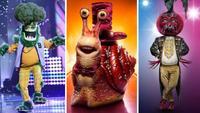 The weirdest Masked Singer costumes ever