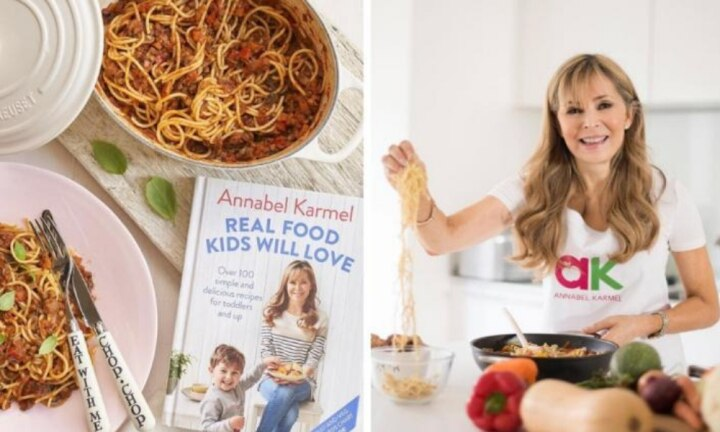 Heartbreak and controversy: How Annabel Karmel got her start