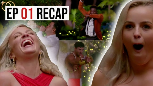 The Bachelorette 2020 Episode 1 Recap: Double the trouble