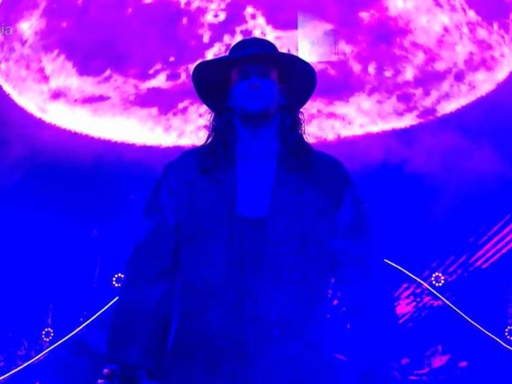 The Deadman has risen - and returned to WrestleMania.
