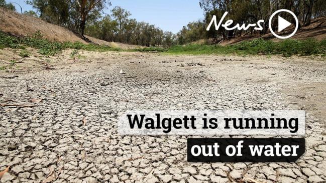 Walgett in drought crisis