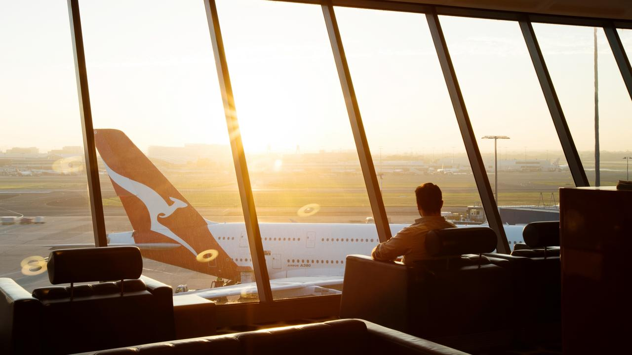 Qantas will open a number of lounges from July 1 across the country. Picture: Qantas