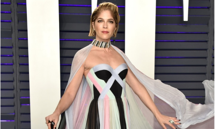 Selma Blair debuts new look amid her battle with MS