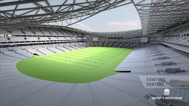 ANZ Stadium to be refurbished